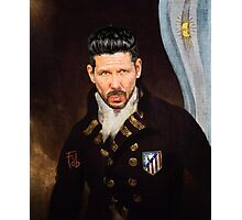 Diego Pablo Simeone Photographic Print