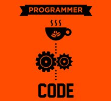 Programmer - Love Coffee Code Unisex T-Shirt