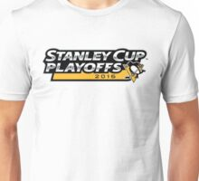 | 2016 Pittsburgh Penguins NHL Stanley Cup Playoffs | Unisex T-Shirt