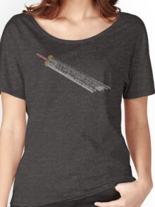 Cloud Strife Quote Women's Relaxed Fit T-Shirt