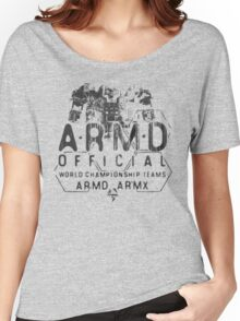 ARMD World Championship - Atlas Women's Relaxed Fit T-Shirt