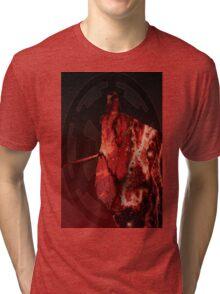 Darth Vader Space Design Tri-blend T-Shirt