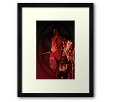 Darth Vader Space Design Framed Print