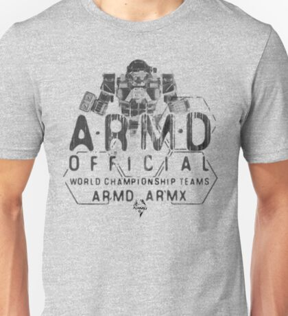 ARMD World Championship - Commando Unisex T-Shirt