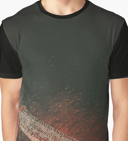 Cloud Strife Quote 2 Graphic T-Shirt