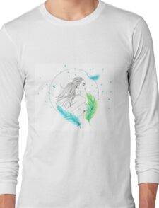 Feather love Long Sleeve T-Shirt