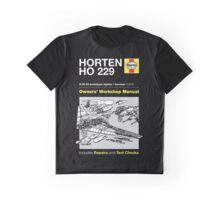 Haynes Manual - HORTEN HO 229 - T-shirt Graphic T-Shirt