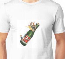 7up Bottle Retro Unisex T-Shirt