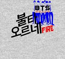 ♥♫Fire BTS-Bangtan Boys K-Pop Clothes & Phone/iPad/Laptop/MackBook Cases/Skins & Bags & Home Decor & Stationary & Mugs♪♥ Women's Fitted Scoop T-Shirt