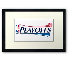 | 2016 NBA Playoffs | Framed Print