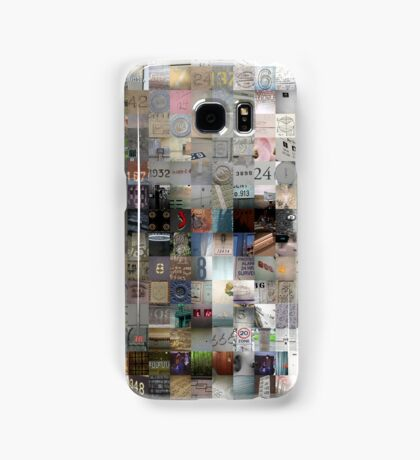 The Genius Of Numbers Samsung Galaxy Case/Skin