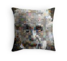 The Genius Of Numbers Throw Pillow