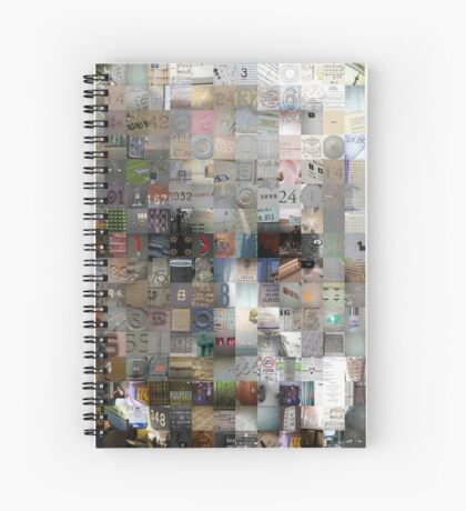 The Genius Of Numbers Spiral Notebook