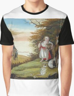 Edward Hicks - Peaceable Kingdom. Hicks  Graphic T-Shirt