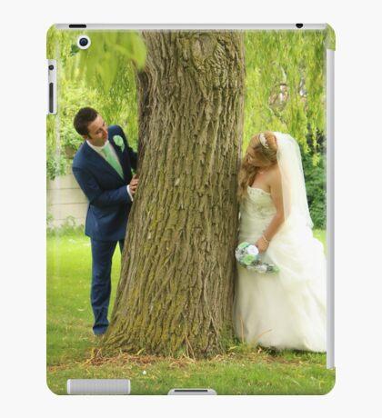 Laura & Connor (Bride & Groom) iPad Case/Skin