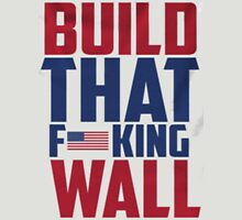 BUILD THAT WALL! Unisex T-Shirt