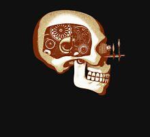 Steampunk Automaton Skull #1C Unisex T-Shirt