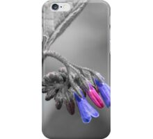 Colour of Flowers iPhone Case/Skin