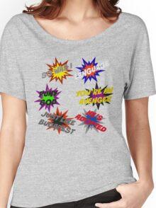 Avenger Women's Relaxed Fit T-Shirt