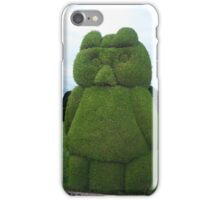 Tulcan Topiary Bird iPhone Case/Skin