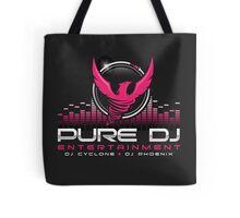 PURE DJ Entertainment NJ Tote Bag
