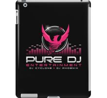 PURE DJ Entertainment NJ iPad Case/Skin