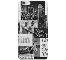 Worldly Collage iPhone Case/Skin