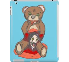 Satanic Teddy - Bad Toy iPad Case/Skin