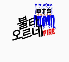 ♥♫Fire BTS-Bangtan Boys K-Pop Clothes & Phone/iPad/Laptop/MackBook Cases/Skins & Bags & Home Decor & Stationary♪♥ Men's Baseball ¾ T-Shirt
