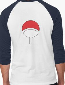 Uchiha Clan Men's Baseball ¾ T-Shirt