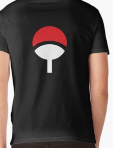 Uchiha Clan Mens V-Neck T-Shirt