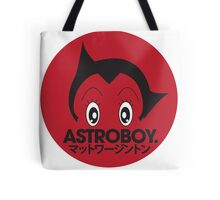 Japanese style astroboy T-shirt Tote Bag