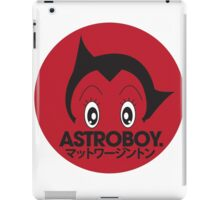 Japanese style astroboy T-shirt iPad Case/Skin