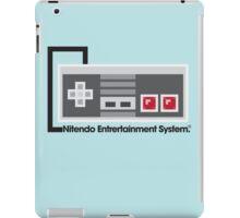 8-Bit NES Controller Poster iPad Case/Skin