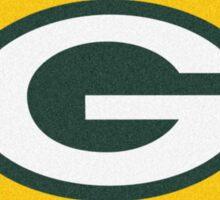 Green Bay Packers logo Sticker