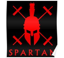 Spartan Race Poster