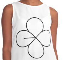 EXO LUCKY ONE Contrast Tank