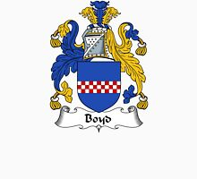 Boyd Coat of Arms / Boyd Family Crest Unisex T-Shirt