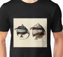 Naturgeschichte in Bildern mit erläuterndem Text E Strack 1820 Lief 4 Fish 040 Unisex T-Shirt