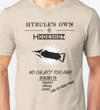 Vintage Hookshot Ad Unisex T-Shirt