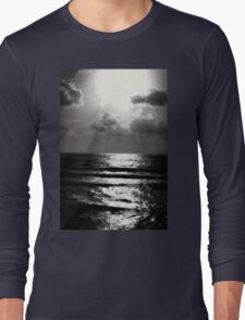 California Beach Long Sleeve T-Shirt