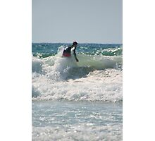 Surfing  Photographic Print