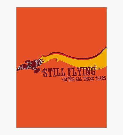 """Still Flying"" - Joss Whedon's Serenity - Dark Photographic Print"