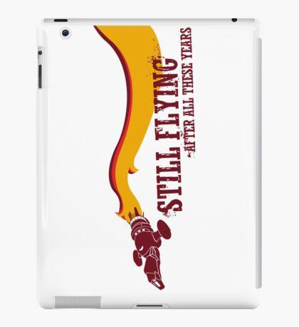"""Still Flying"" - Joss Whedon's Serenity - Dark iPad Case/Skin"
