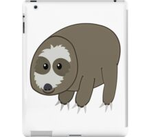 the sloth iPad Case/Skin