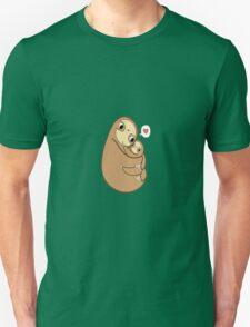 sloth love baby Unisex T-Shirt