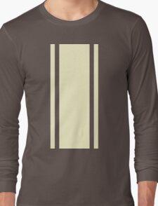 Tom Guitar Pattern Long Sleeve T-Shirt