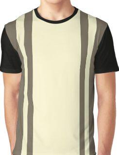 Tom Guitar Pattern Graphic T-Shirt