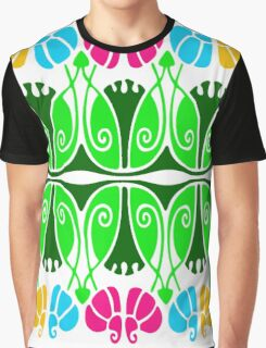 Groovy Garden Graphic T-Shirt