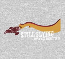 """Still Flying"" - Joss Whedon's Serenity - Light One Piece - Long Sleeve"